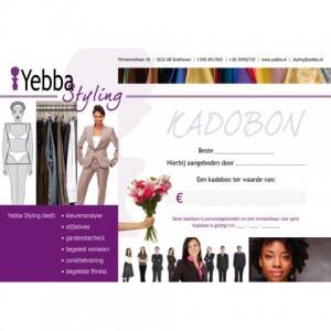 kadobon Yebba Styling