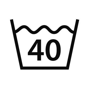 Afbeeldingsresultaat voor 40 graden wassen