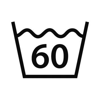 Afbeeldingsresultaat voor was symbool wassen op 60