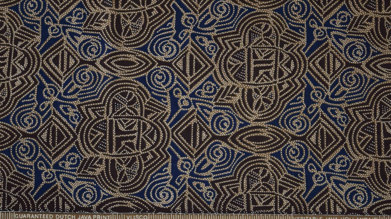 Traditionele print Vlisco