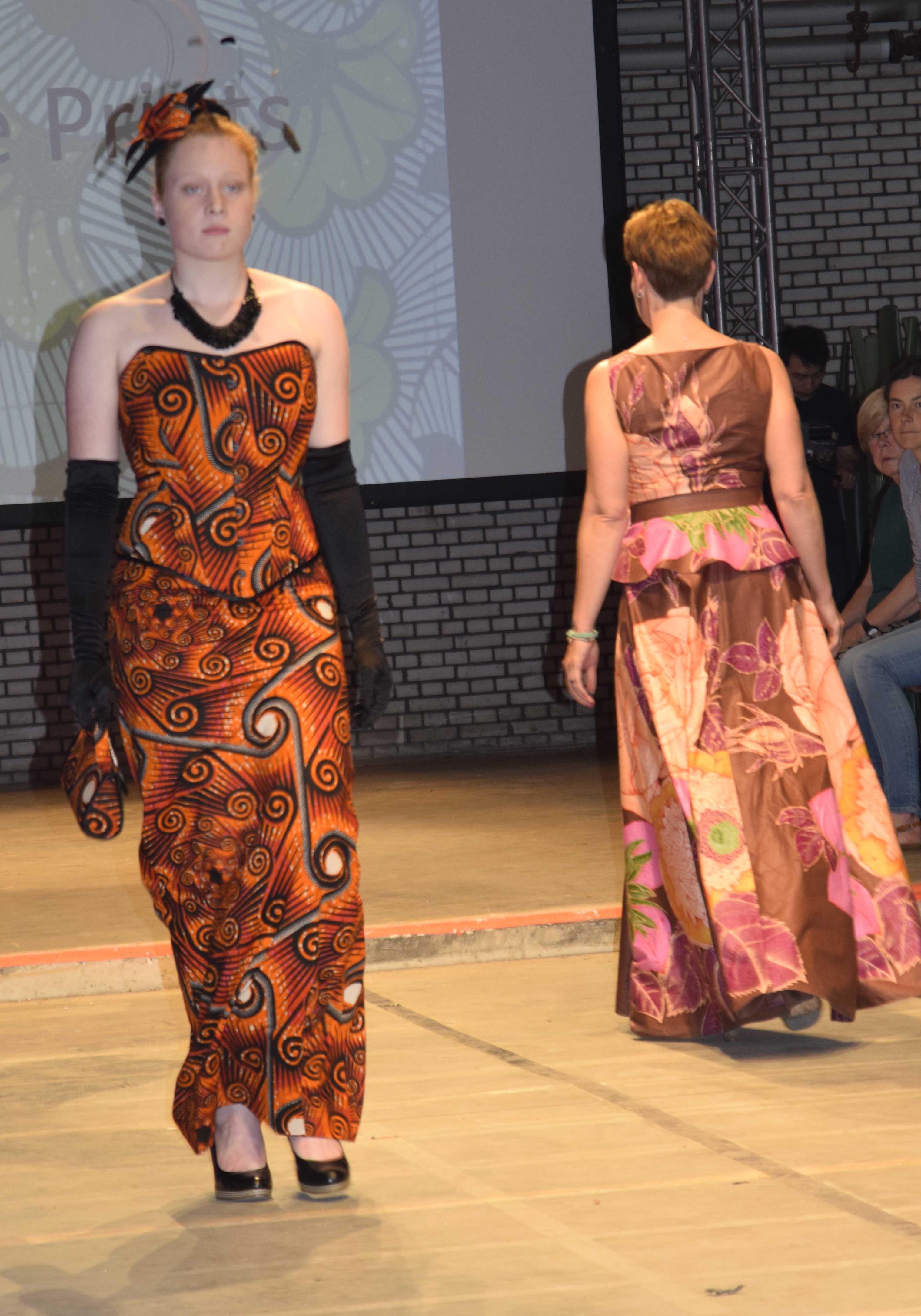 afrikaanse prints yebba styling