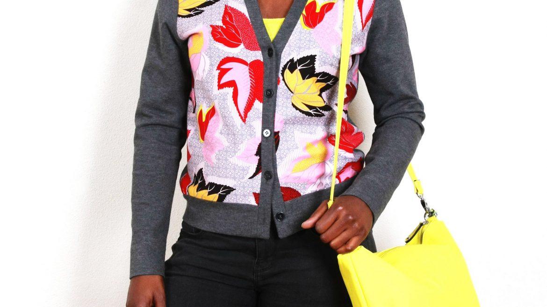 Kleurrijke African fashion by Yebba Styling
